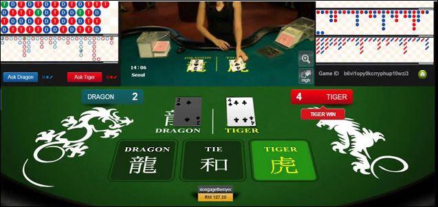 Tips Dan Trick Memenangkan Permainan Baccarat Dragon Tiger Di Casino