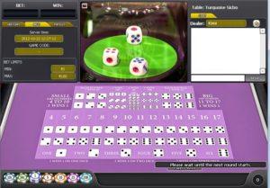 cara menang bermain sicbo