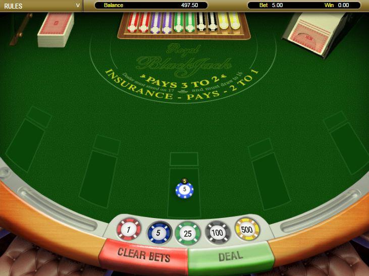 Panduan Cara Bermain BlackJack Di Casino Online