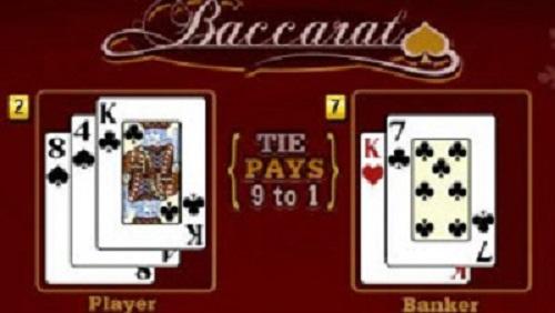Tutorial Tips Trick Memenangkan Baccarat Di Live Casino Online