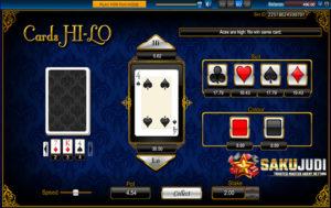 Panduan Classic Game HiLo